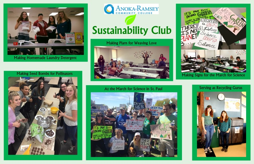 Sustainability Club Pictures